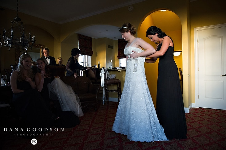 St Augustine Wedding | Lauren & Chris | Dana Goodson Photography 10