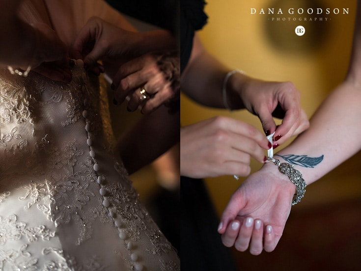 St Augustine Wedding | Lauren & Chris | Dana Goodson Photography 12