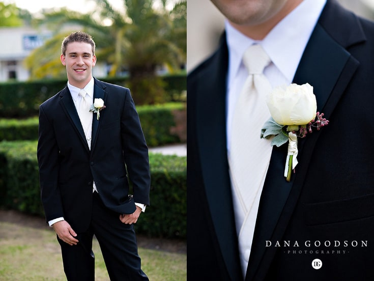 St Augustine Wedding | Lauren & Chris | Dana Goodson Photography 18