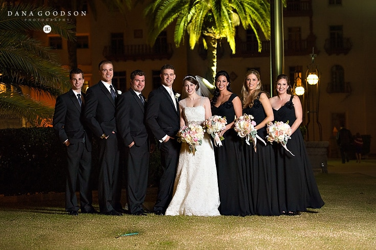 St Augustine Wedding | Lauren & Chris | Dana Goodson Photography 30