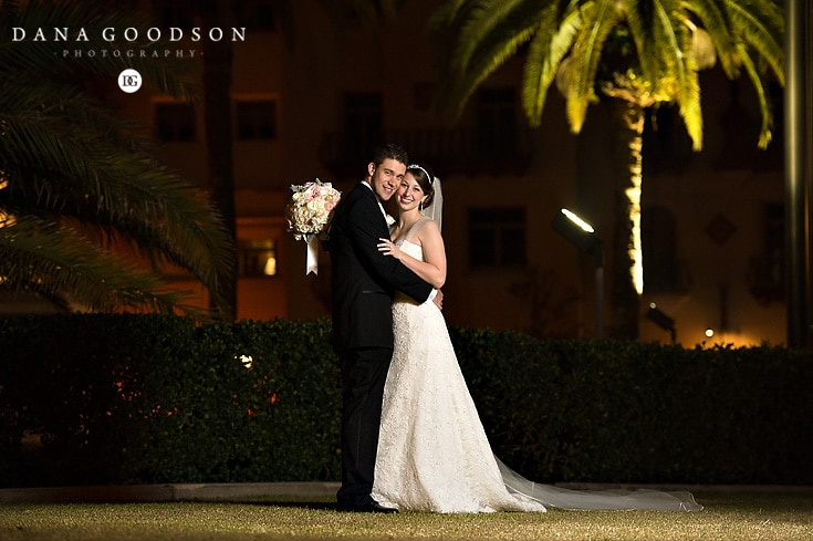 St Augustine Wedding | Lauren & Chris | Dana Goodson Photography 34