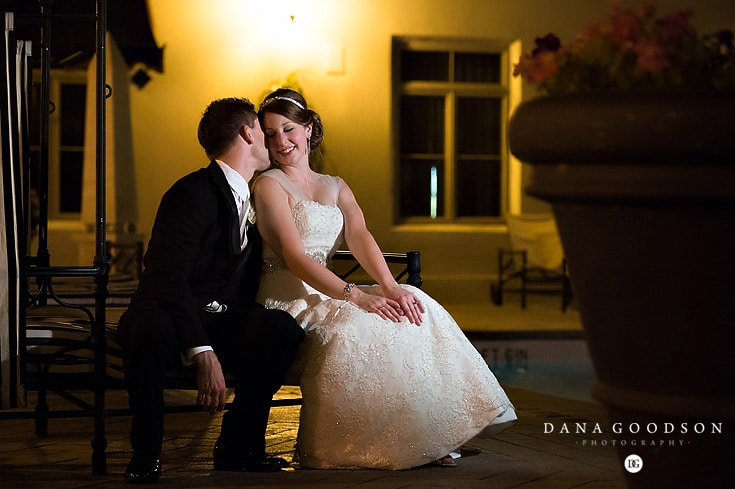 St Augustine Wedding | Lauren & Chris | Dana Goodson Photography 57