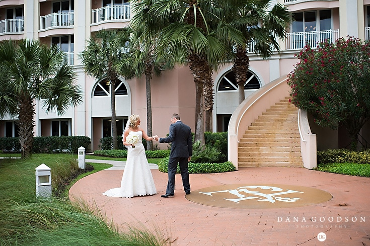 Hammock Beach Wedding | Emily & James 20