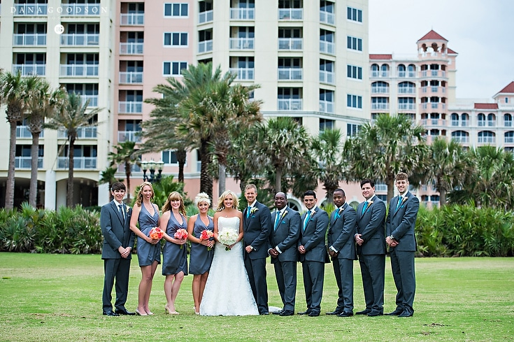 Hammock Beach Wedding | Emily & James 38