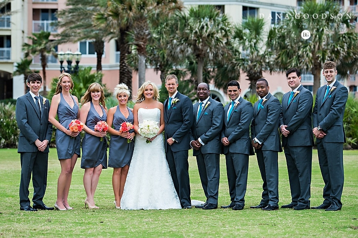 Hammock Beach Wedding | Emily & James 39