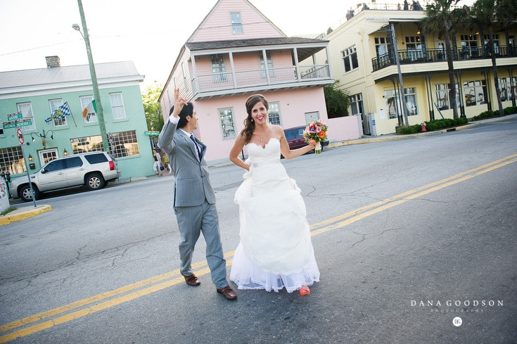 St Augustine Wedding Photographer | White Room Wedding | Jenn & Mark 38