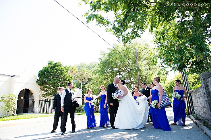 St Augustine Wedding | Lauren & David 43