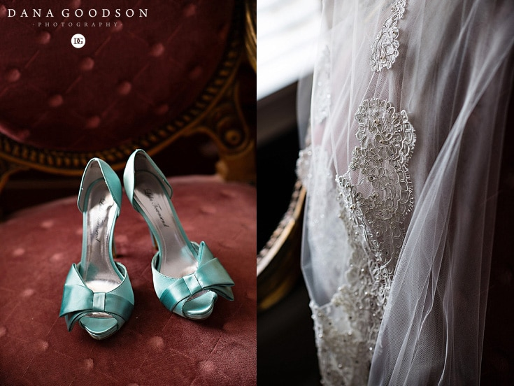 St Augustine Wedding | Lauren & Kevin | Dana Goodson Photography 01