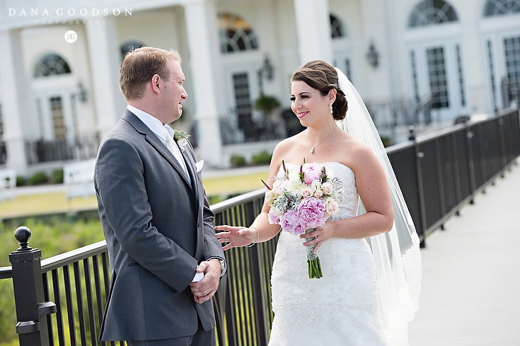St Augustine Wedding | Lauren & Kevin | Dana Goodson Photography 12