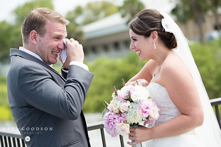 St Augustine Wedding | Lauren & Kevin | Dana Goodson Photography 13