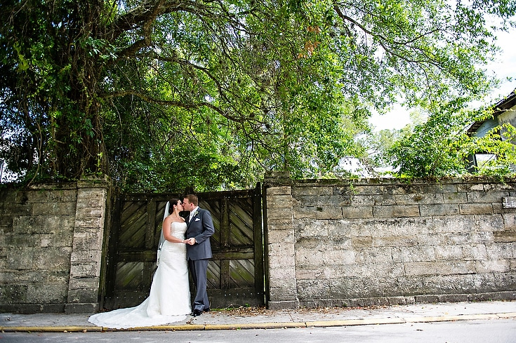 St Augustine Wedding | Lauren & Kevin | Dana Goodson Photography 24