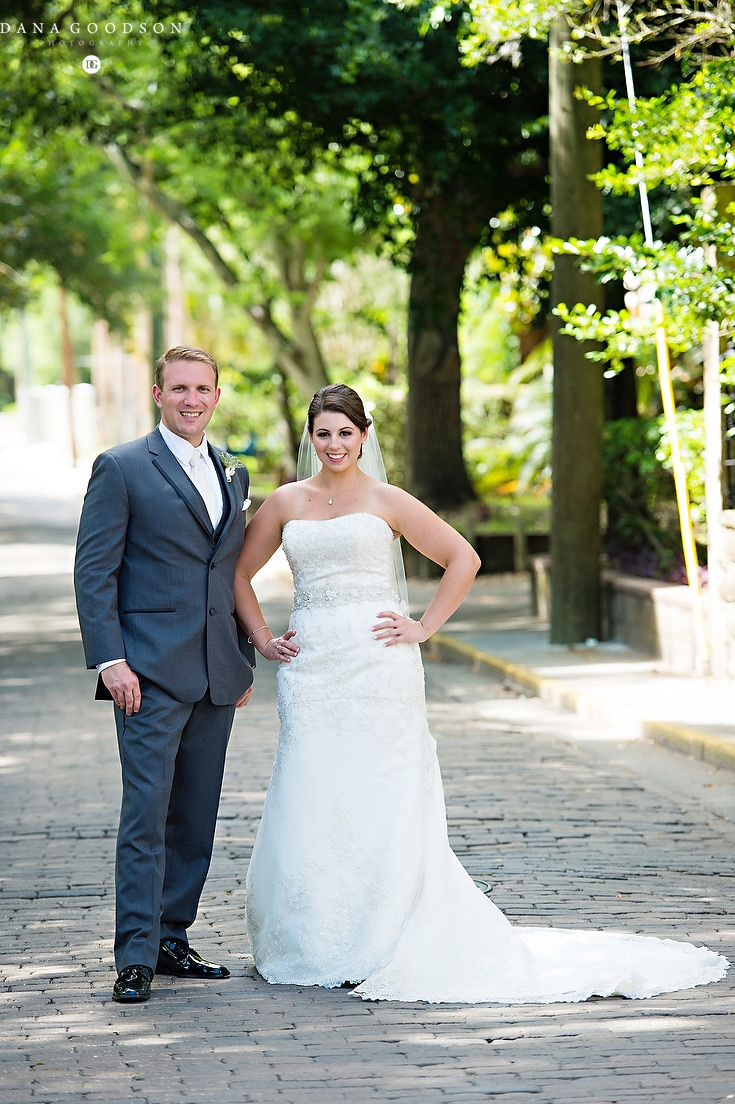 St Augustine Wedding | Lauren & Kevin | Dana Goodson Photography 28