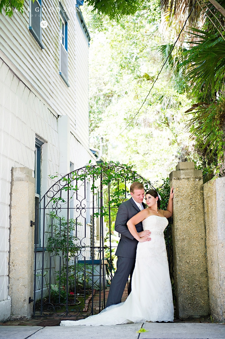 St Augustine Wedding | Lauren & Kevin | Dana Goodson Photography 32