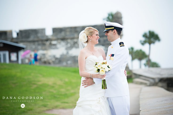 St Augustine Wedding | Ashley & Brad 38