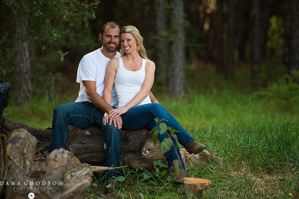 Green Cove Springs Engagement | Brittany & Mason 06