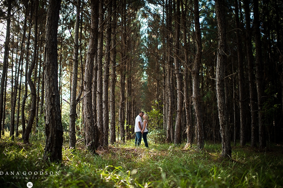 Green Cove Springs Engagement | Brittany & Mason 09
