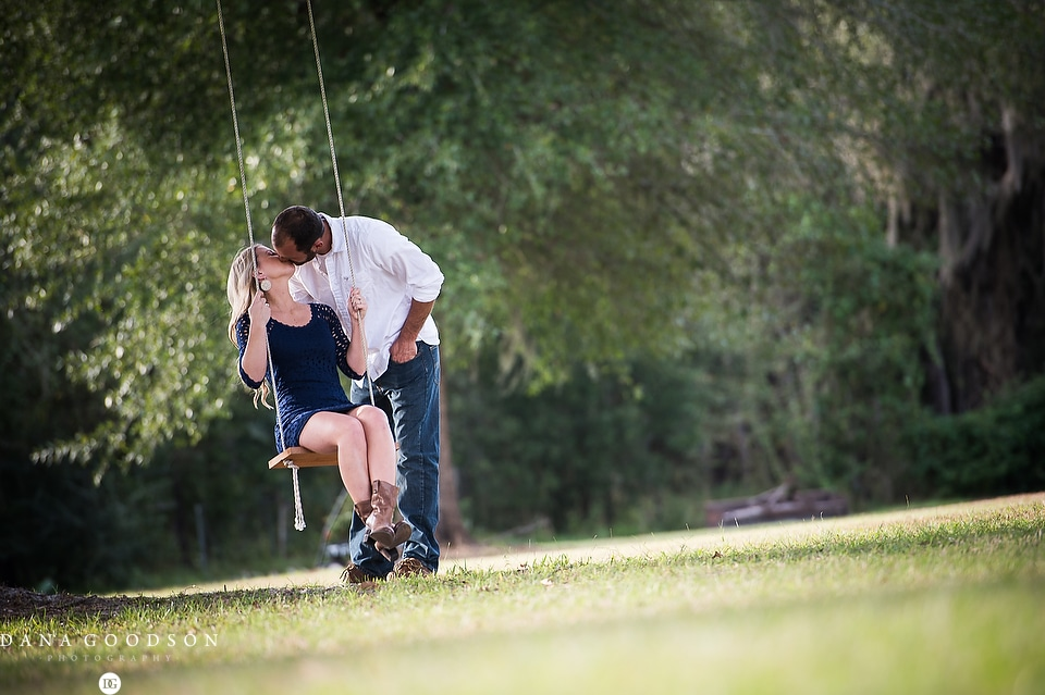 Green Cove Springs Engagement | Brittany & Mason 13