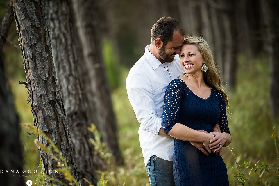 Green Cove Springs Engagement | Brittany & Mason 16