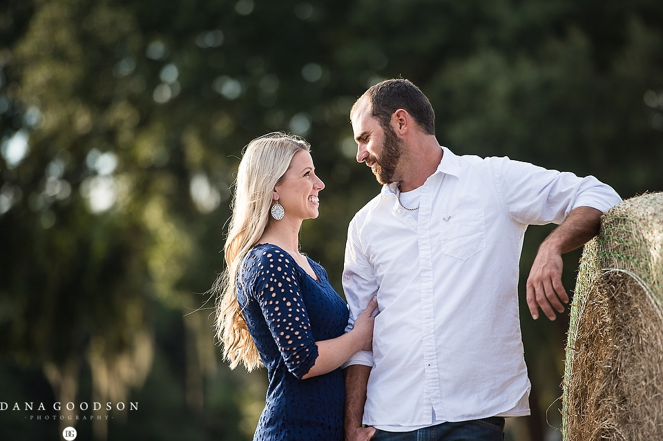 Green Cove Springs Engagement | Brittany & Mason 23