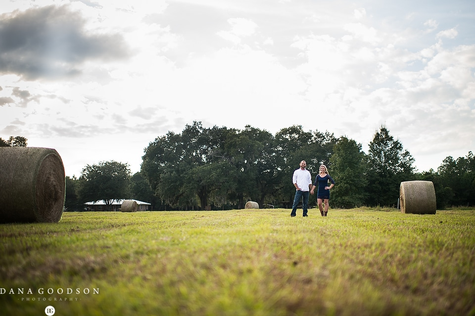Green Cove Springs Engagement | Brittany & Mason 24