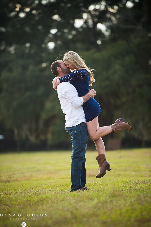 Green Cove Springs Engagement | Brittany & Mason 27