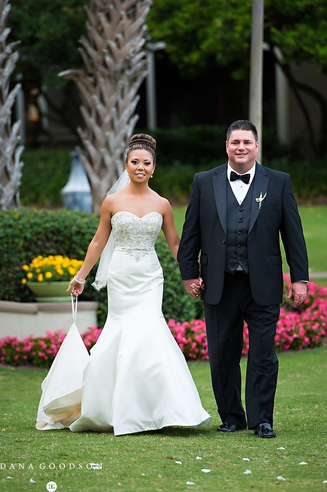 Ritz Carlton Wedding | Dana Goodson Photography 046