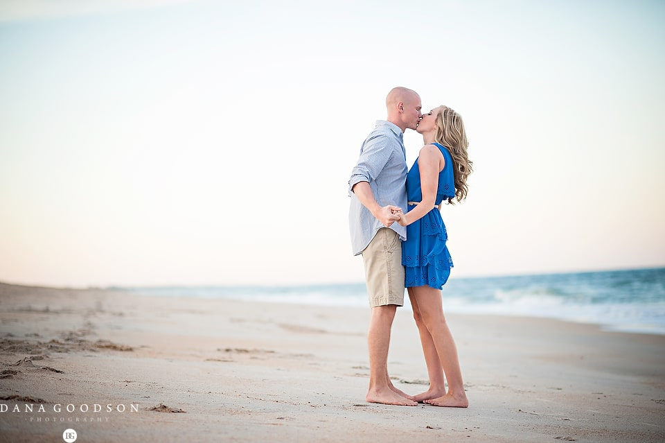 Vilano Beach Engagement Session 01
