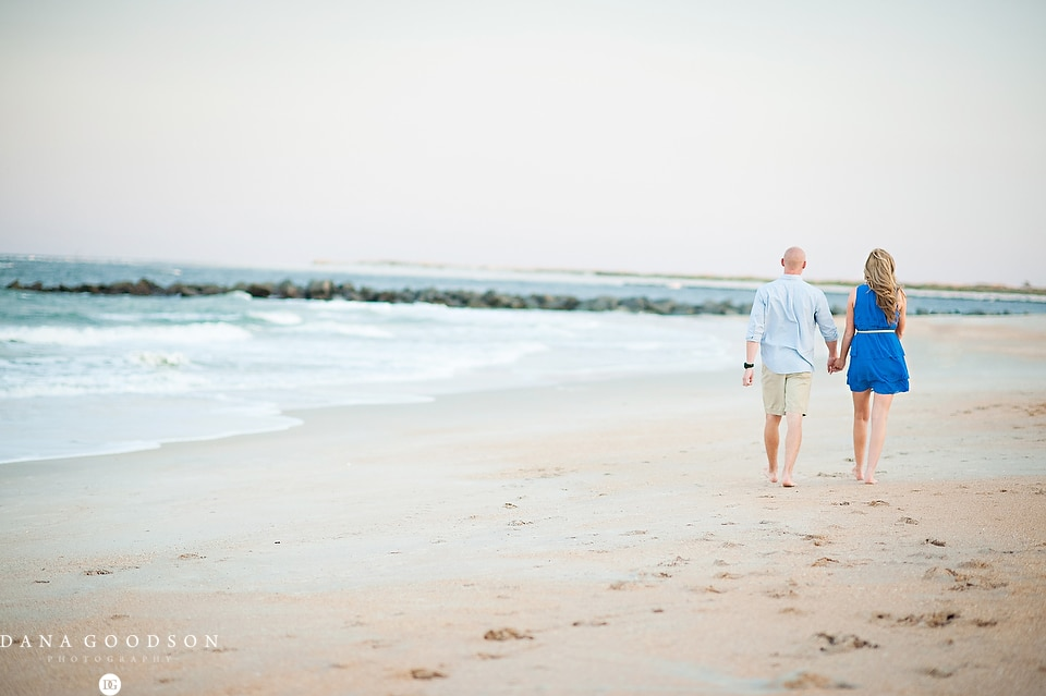 Vilano Beach Engagement Session 02