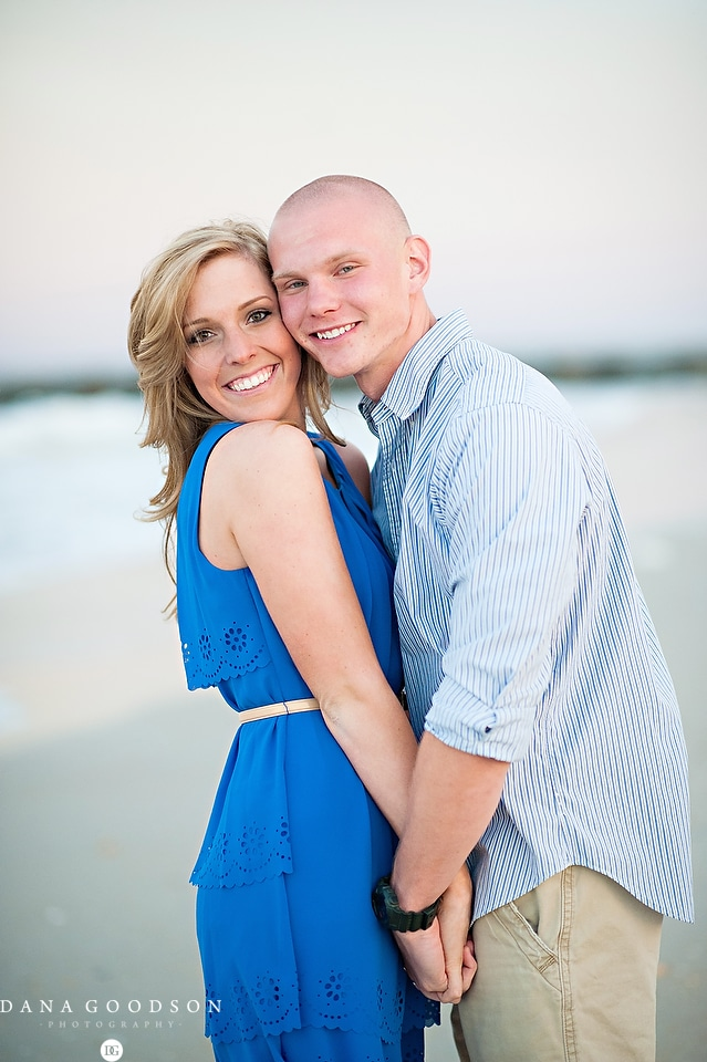 Vilano Beach Engagement Session 03