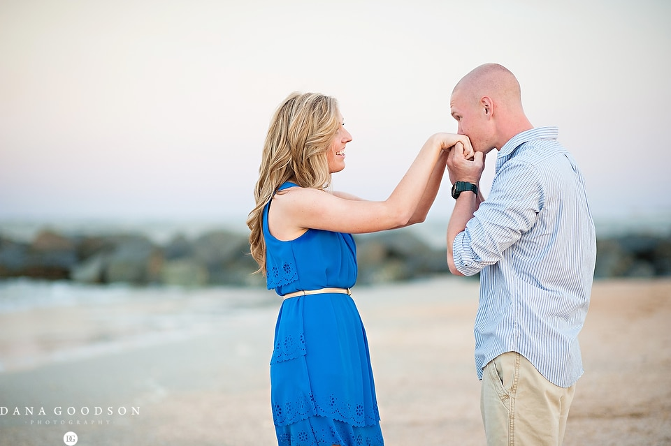 Vilano Beach Engagement Session 04