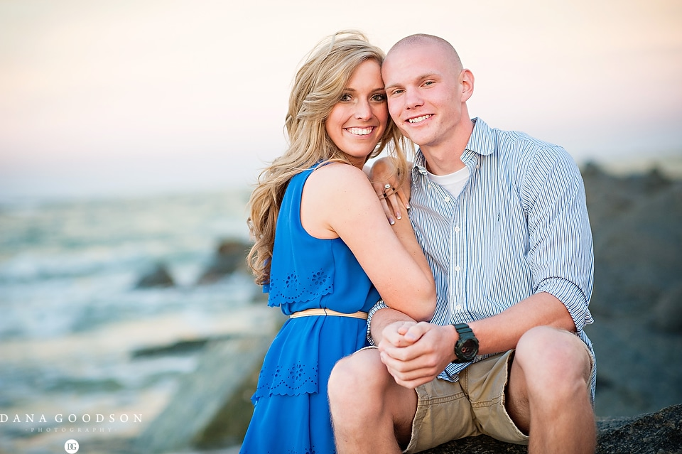 Vilano Beach Engagement Session 05