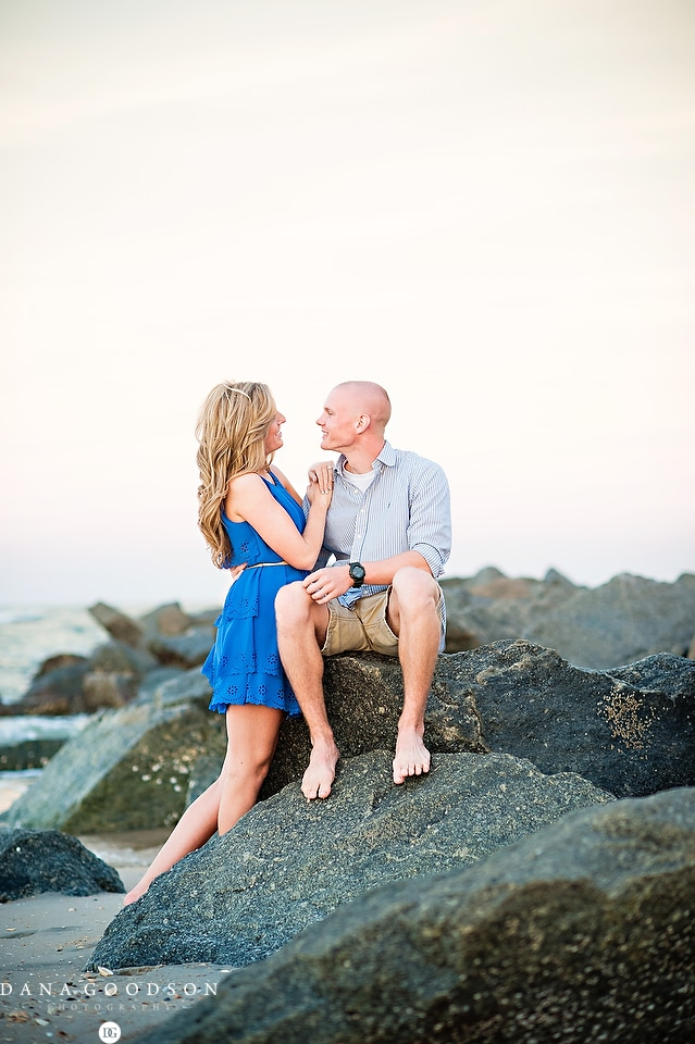 Vilano Beach Engagement Session 06