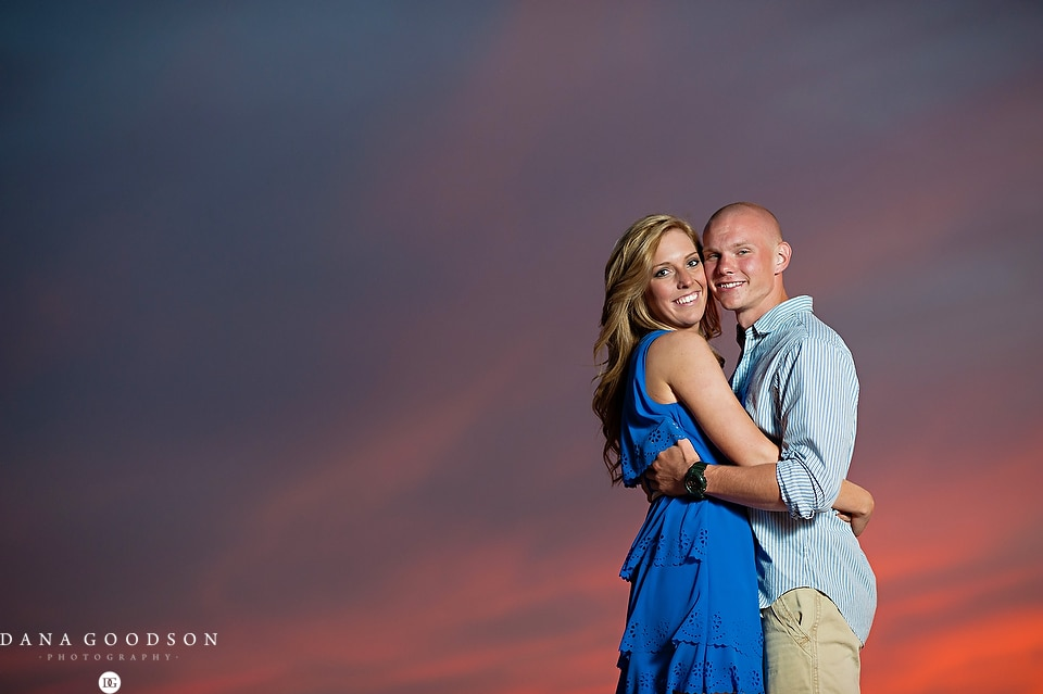 Vilano Beach Engagement Session 12