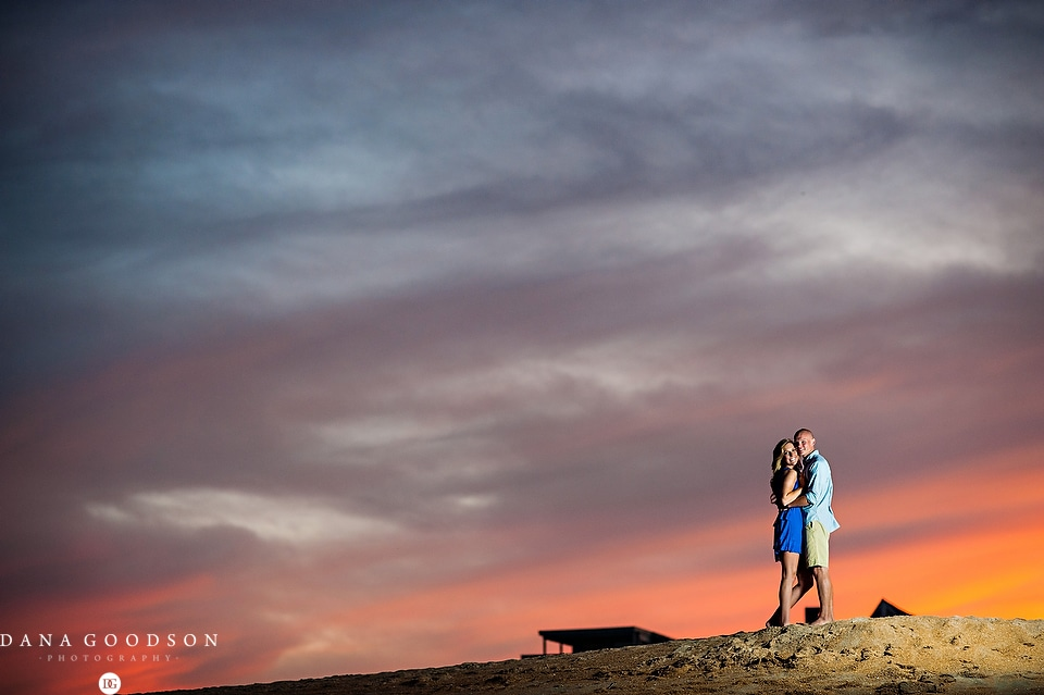 Vilano Beach Engagement Session 13