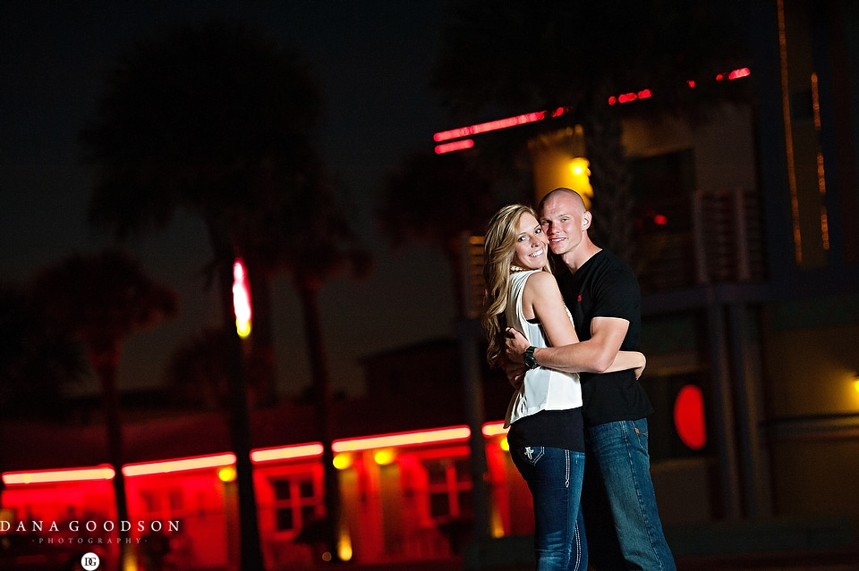 Vilano Beach Engagement Session 16