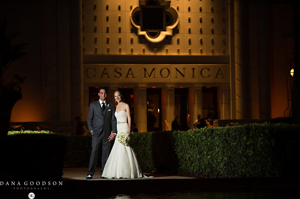 Casa Monica Wedding | Kayla & Suraj 075