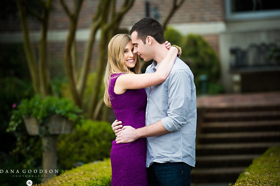 Cummer Engagement Session | Dana Goodson Photography 03