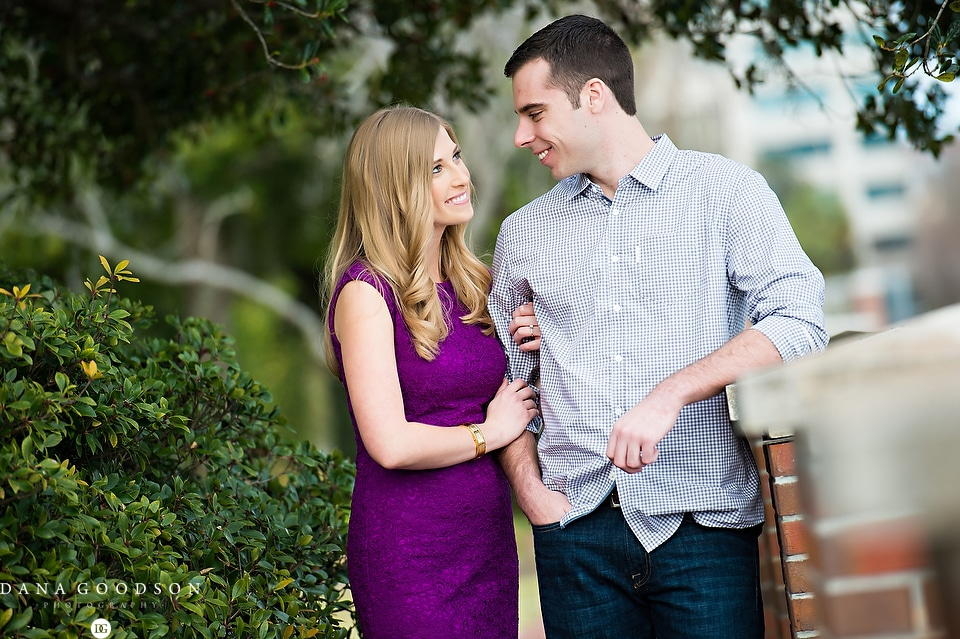 Cummer Engagement Session | Dana Goodson Photography 05