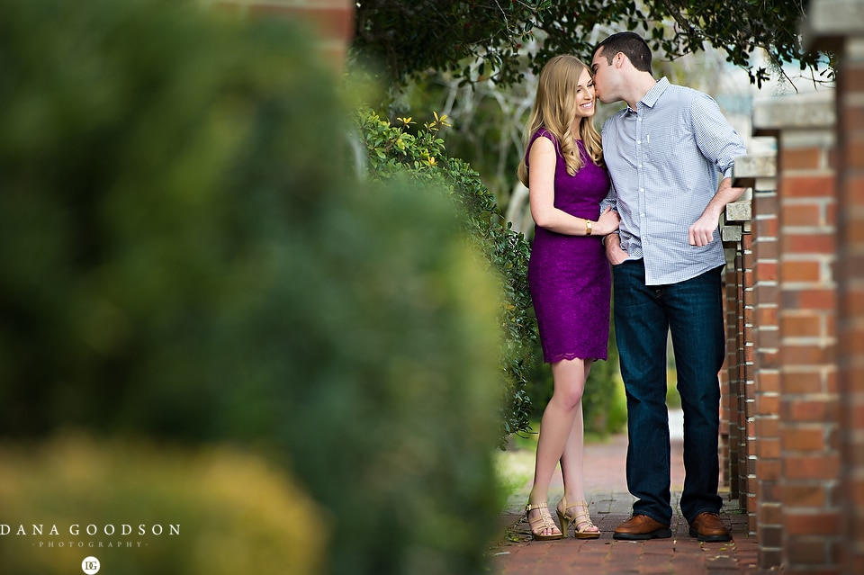 Cummer Engagement Session | Dana Goodson Photography 06