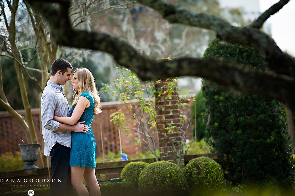 Cummer Engagement Session | Dana Goodson Photography 11