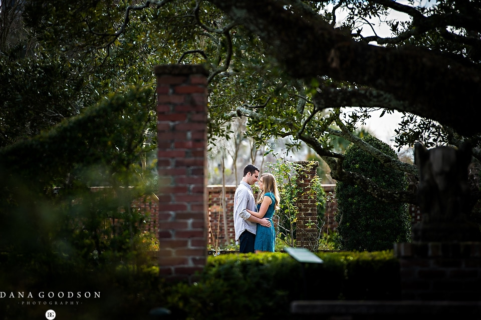 Cummer Engagement Session | Dana Goodson Photography 12