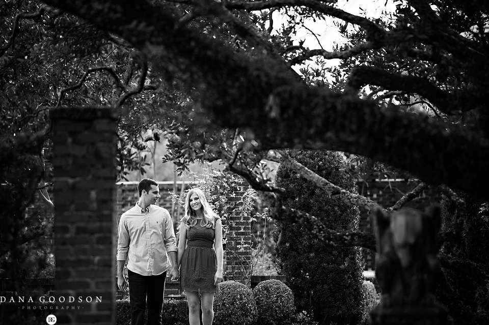 Cummer Engagement Session | Dana Goodson Photography 13