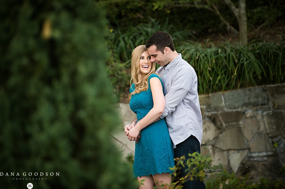 Cummer Engagement Session | Dana Goodson Photography 22