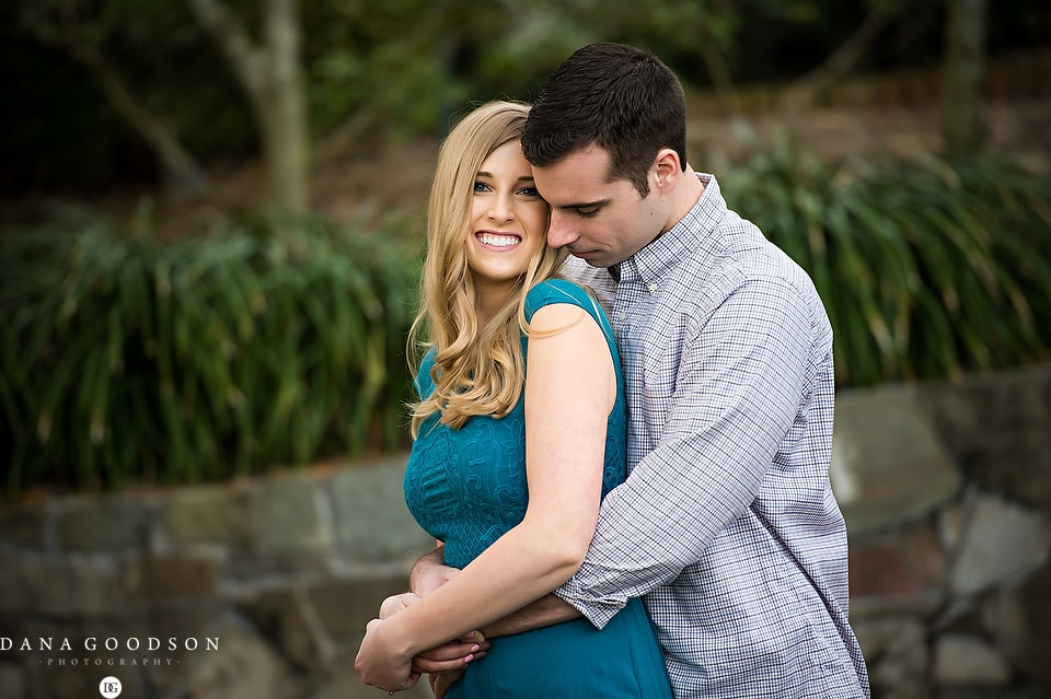 Cummer Engagement Session | Dana Goodson Photography 24