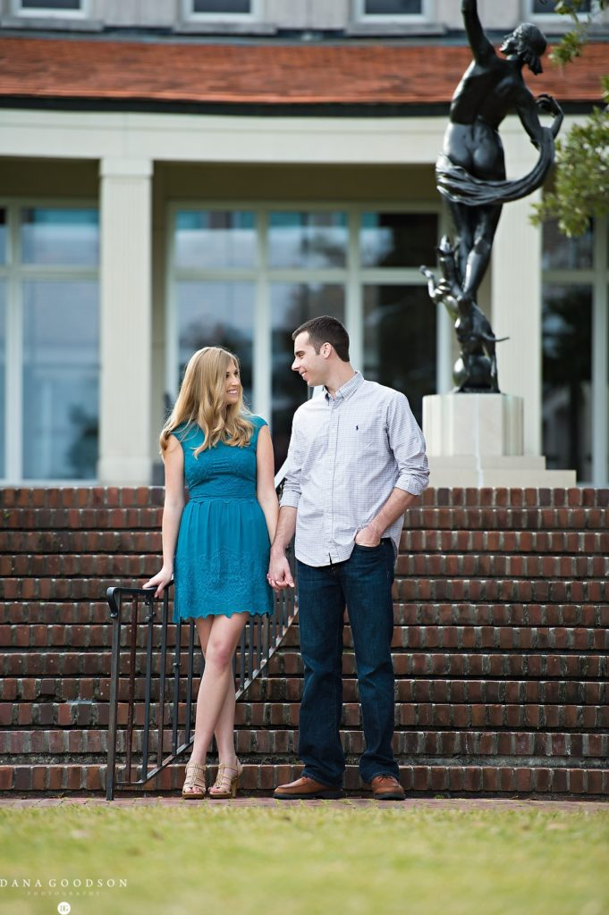Cummer Engagement Session | Dana Goodson Photography 25