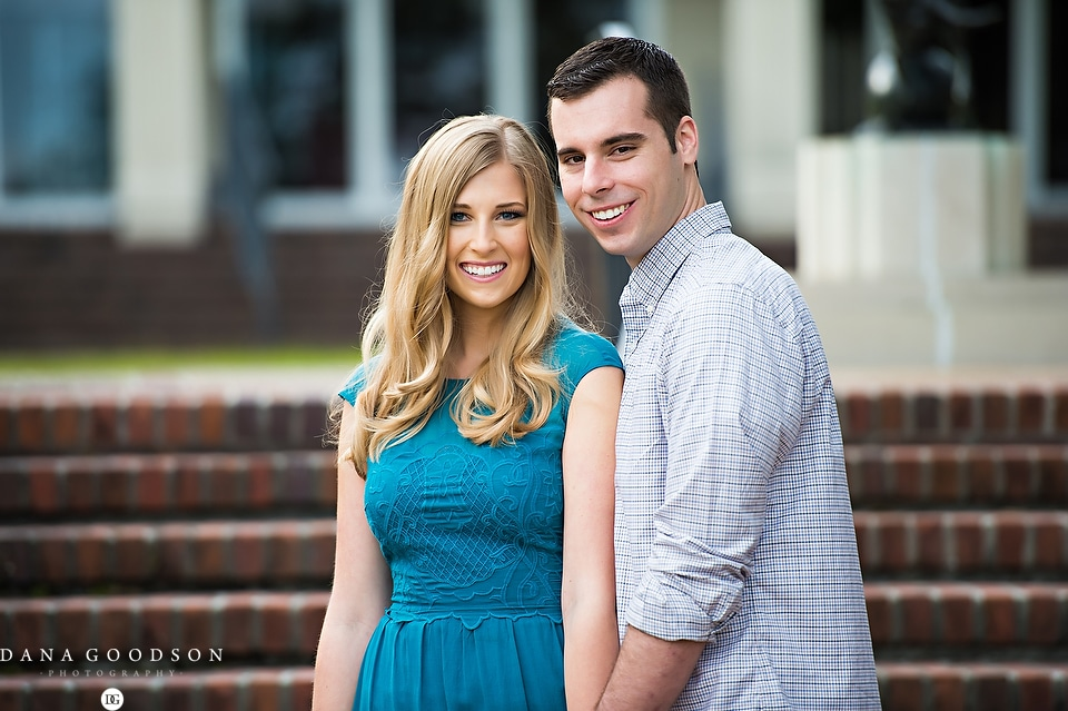 Cummer Engagement Session | Dana Goodson Photography 26