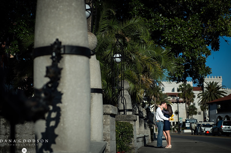 St Augustine Engagement | Cara & Lee 01