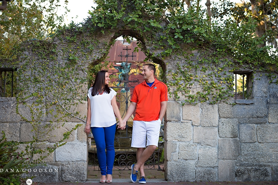 St Augustine Engagement | Cara & Lee 12