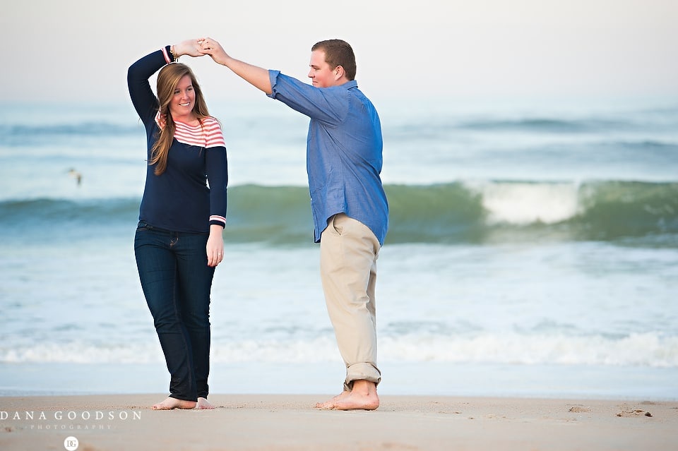 St Augustine Engagement Session-Lindsey & Ryan 08