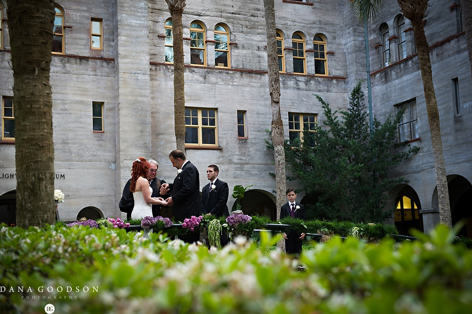 St Augustine Wedding Photographer | Dayana & David 1032